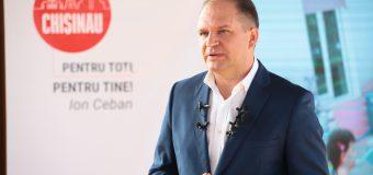"""Ion Ceban a pus punctele pe """"i"""". Iată de ce nu a mers la nici o dezbatere în această campanie electorală!"""