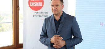 Ceban, după declarațiile lui Năstase: Sunt recunoscător pentru disponibilitatea colegilor din Blocul ACUM de a susține proiecte