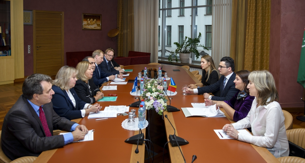 Relațiile de cooperare AGEPI-OEAB, discutate în cadrul unei întâlniri bilaterale la Moscova