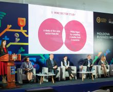 Proiectul WINET, prezentat în cadrul panelului AGRIFOOD, de la Moldova Business Week