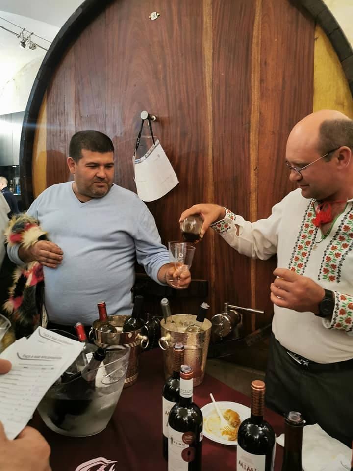 Ziua vinurilor moldovenești – marcată și în Portugalia (FOTO)
