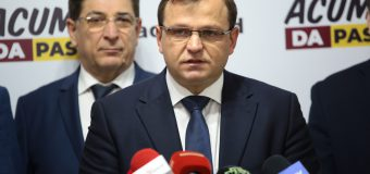 Andrei Năstase i-a urat succes lui Ion Ceban. Și-a anunțat revenirea la MAI!