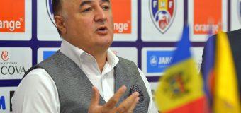 """Noul antrenor turc al Naționalei Moldovei: """"Înțelegem că suntem o echipă mică, dar așa ceva este inadmisibil"""""""