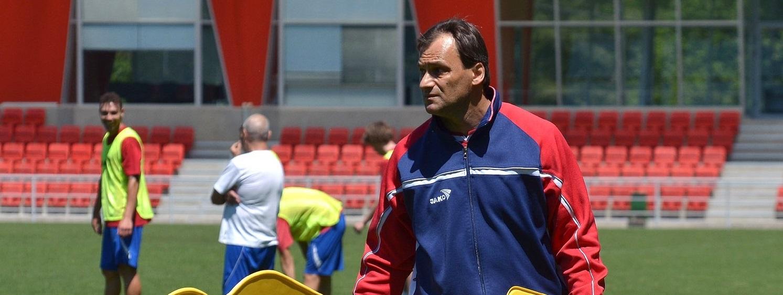 Revine! Cine este antrenorul de portar la naționala Moldovei