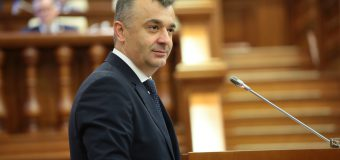 Republica Moldova are Guvern nou, în frunte cu Ion Chicu!