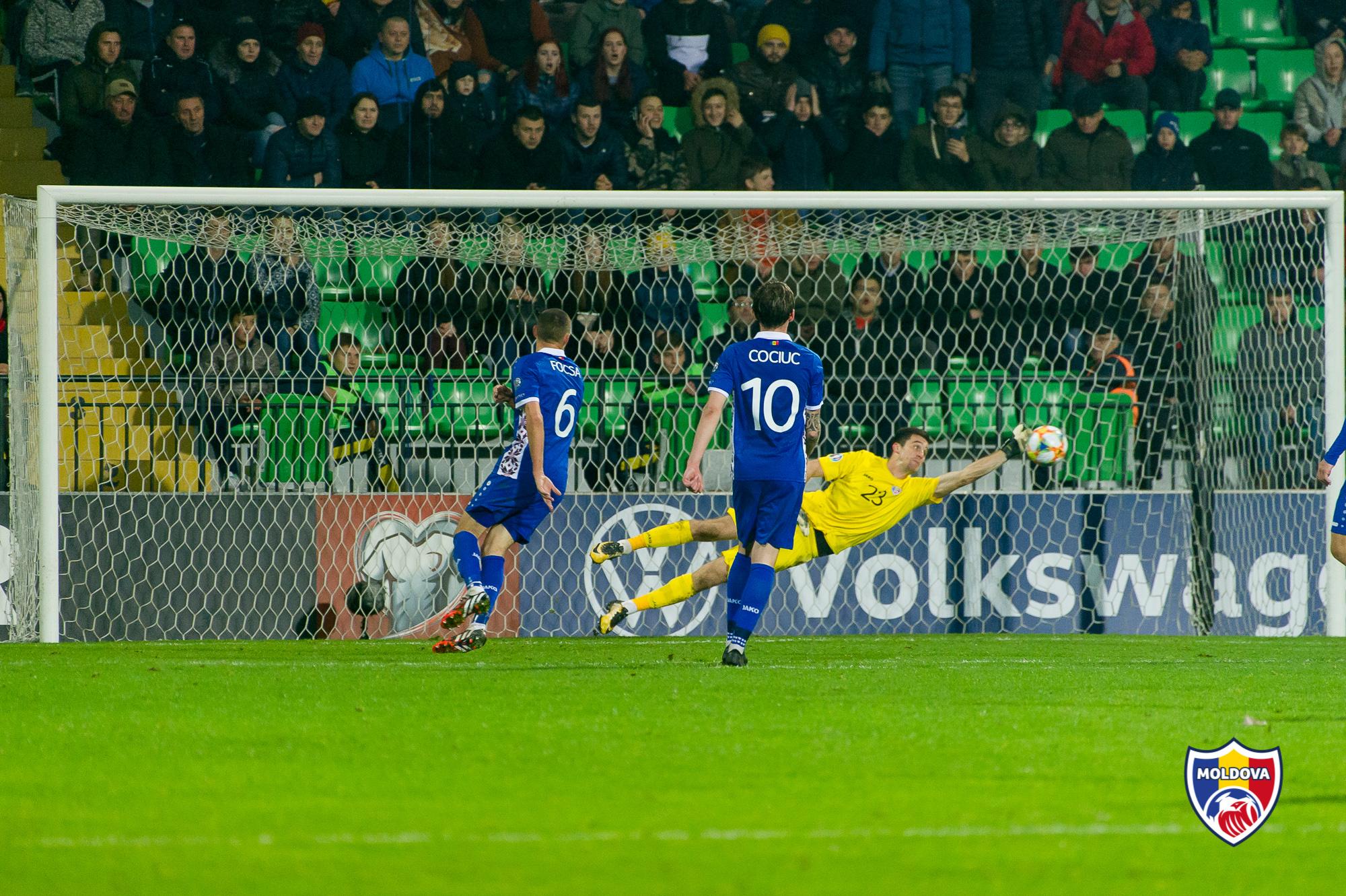 """Portarul Koșelev – singurul jucător care a jucat în meciurile din grupa H """"din primul până în ultimul minut"""""""