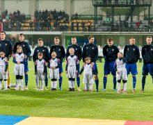 Va rămâne o amintire. Peste 20 de copii cu sindromul Down, alături de naționala Moldovei și Islandei