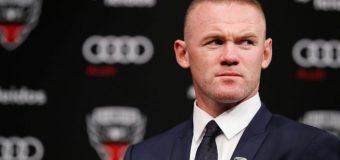 """Wayne Rooney a fost prezentat oficial la noua sa echipă: """"Sunt încântat să încep treaba aici"""""""