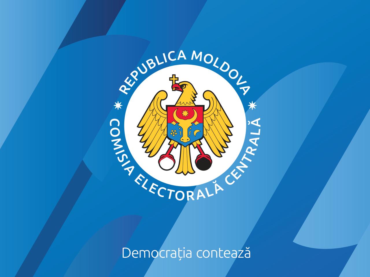 CEC: Ultima zi de depunere a actelor pentru înregistrare la alegerile parlamentare din Hâncești