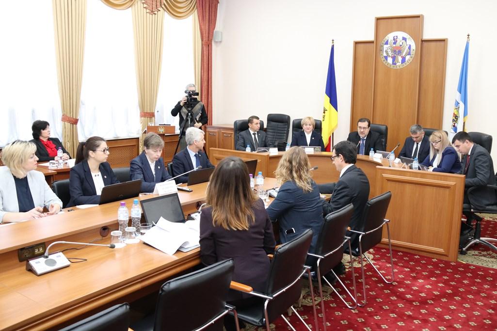 Auditul conformității privind Banca Națională a Moldovei