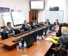 Ateliere de lucru la CCRM, cu suportul expertei din Suedia