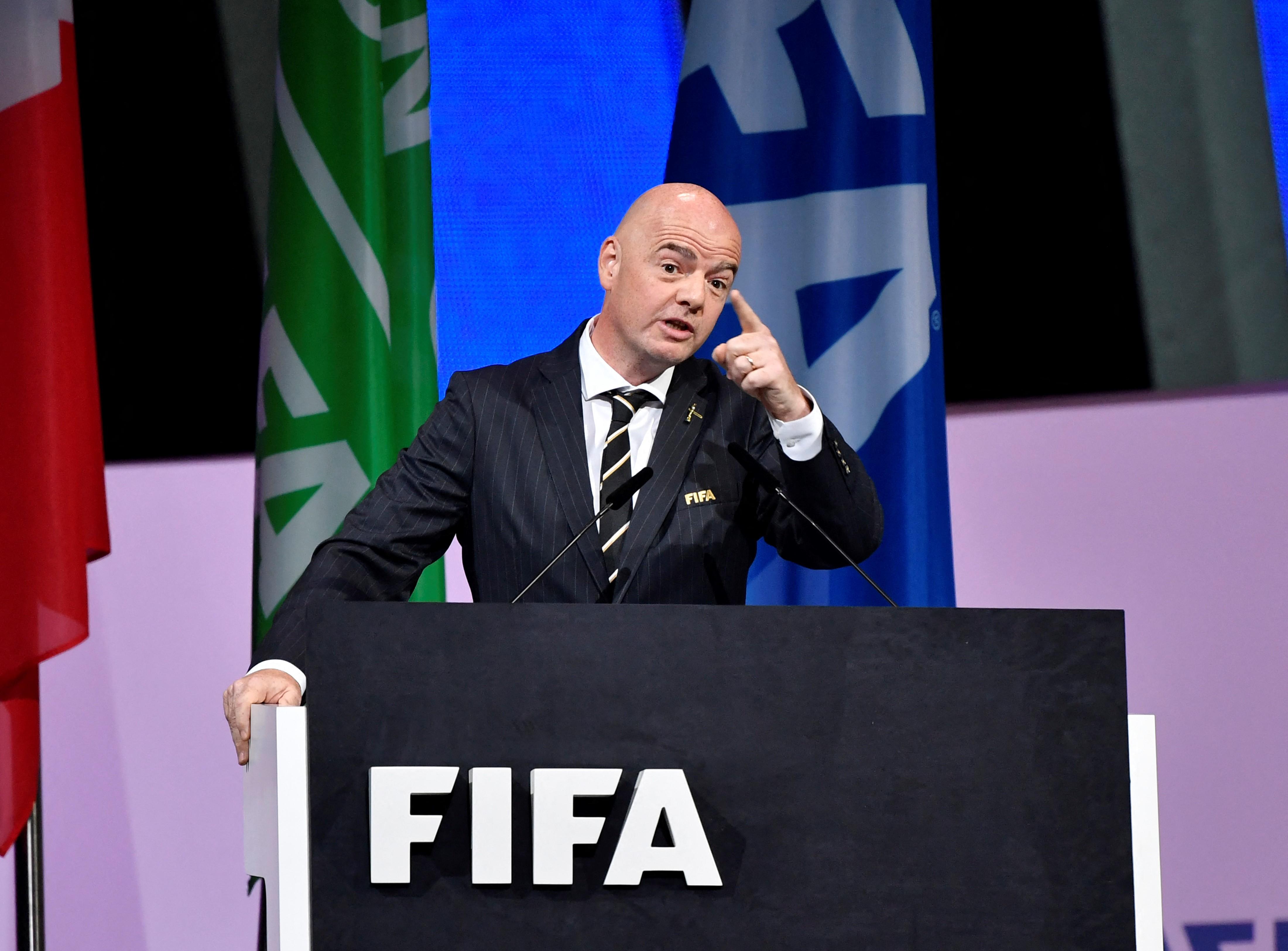 Președintele FIFA a venit cu un mesaj pentru FC Sheriff!
