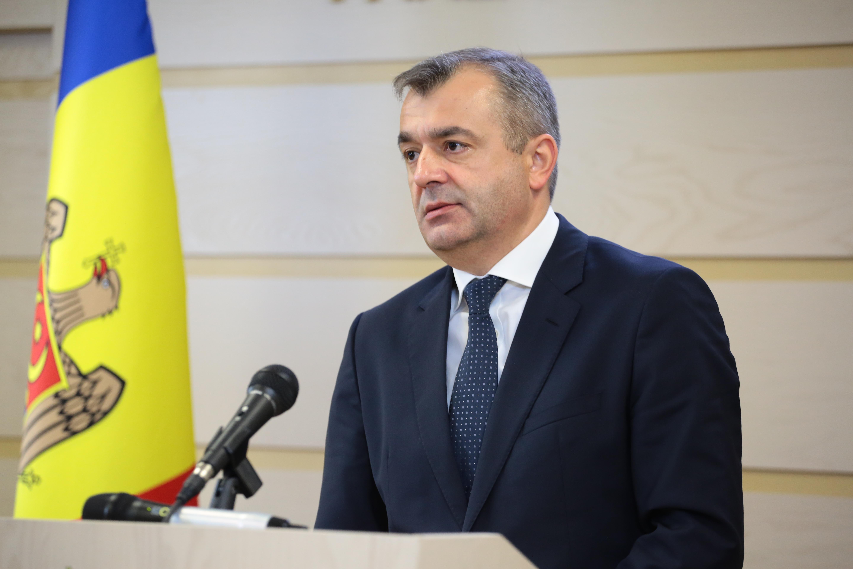 Chicu: Ucraina ne-a asigurat că este gata să ne ofere gaze naturale şi energie electrică, în caz de situație excepțională