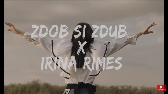 """Zdob și Zdub și Irina Rimes au lansat piesa """"Sânziene"""" (VIDEO)"""