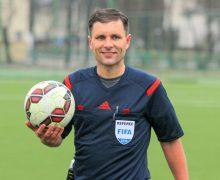 Naționala de fotbal a Moldovei se întâlnește cu campioana mondială a Franței. Se cunosc arbitrii!