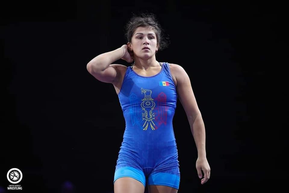 Anastasia Nichita a devenit vicecampioană mondială Under 23