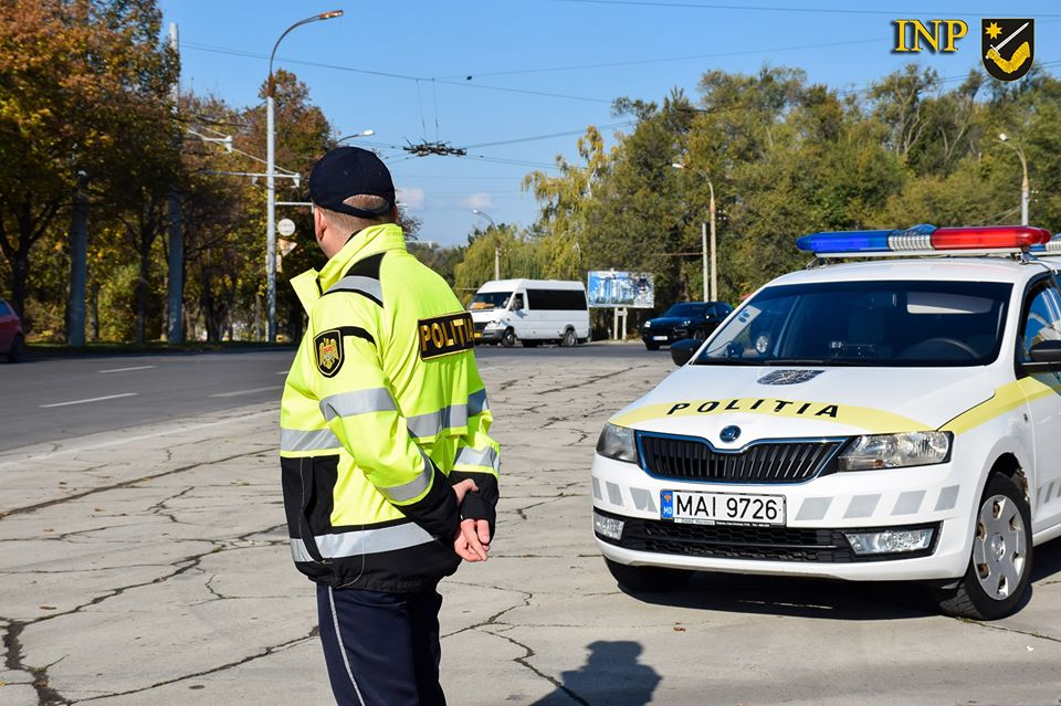 Sinteza de weekend a Poliției: 17 accidente rutiere, peste 20 persoane – traumatizate