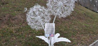 La Valea Morilor a fost inaugurată o sculptură-simbol (FOTO)