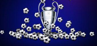 Tragerea la sorți a optimilor UEFA Champions League. Programul complet