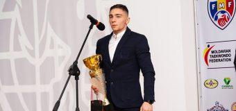 A fost desemnat cel mai bun sportiv din Republica Moldovei în 2019