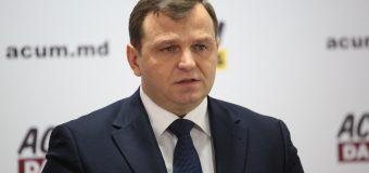 Andrei Năstase: Rezultatul pe care l-am obținut la alegerile prezidențiale este o cădere. Eu știu să învăț din înfrângeri