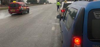 Serviciul Fiscal de Stat verifică activitatea taximetriștilor