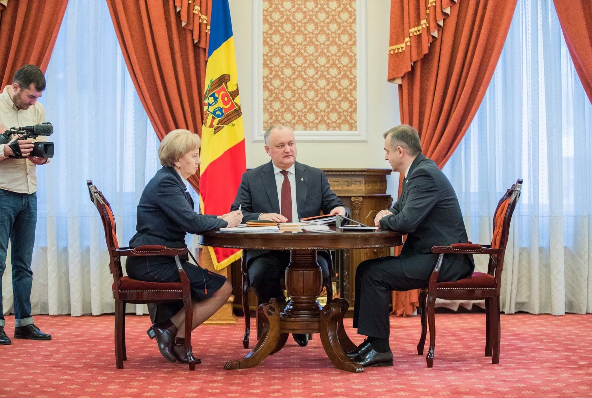 Guvernul Chicu urmează să aplice un mecanism implementat de Guvernul Greceanîi