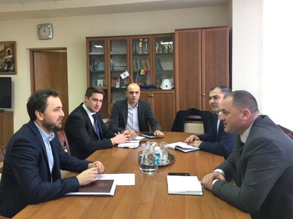 CCRM va efectua o misiune de audit la Agenția pentru Supraveghere Tehnică
