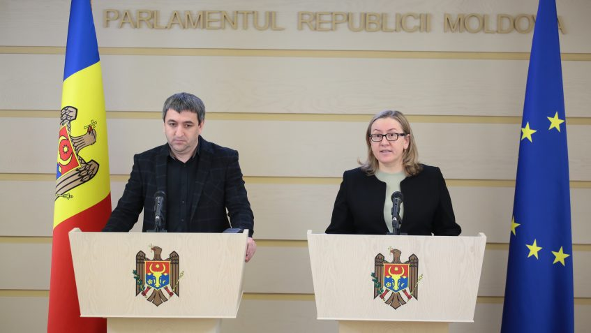 """Deputații PAS, despre un nou proiect de lege: """"Îl înregistrăm astăzi"""""""