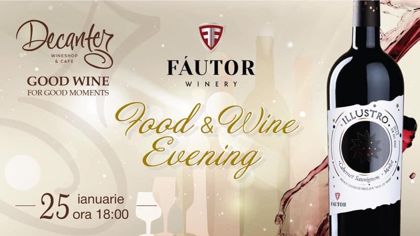 """""""Decanter"""" Wine Shop organizează un eveniment FoodParing, de Ziua Tatianelor"""