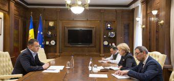 Zinaida Greceanîi a avut o serie de întrevederi cu reprezentanții instituțiilor care raportează Legislativului