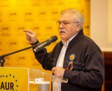 La Congresul național al Alianței pentru Unirea Românilor  a fost anunțat numele unui candidat la prezidențiale