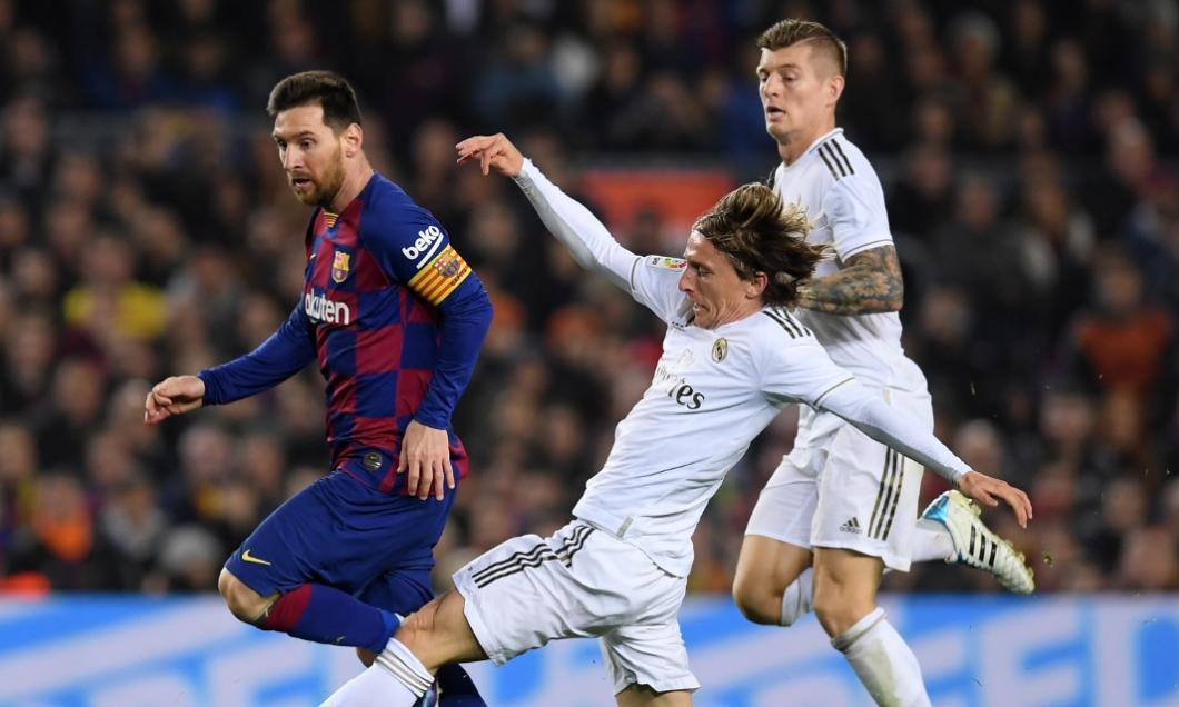 Președintele La Liga a anunțat când se va disputa primul El Clasico din 2020!