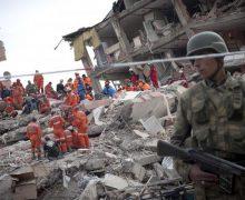 Cutremur în Turcia. Mai multe clădiri s-au prăbușit