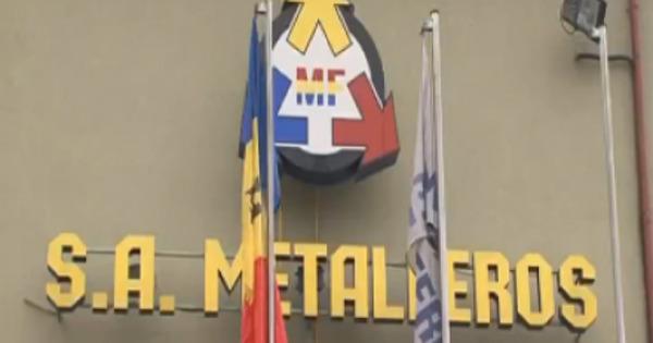 """Administrația S.A. """"Metalferos"""": Întreprinderea și-a reluat activitatea după vacanța de iarnă și cei 230 angajați s-au întors la locurile de muncă"""