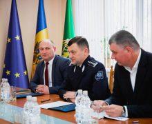 A fost reconfirmat sprijinul şi deschiderea partenerilor Turciei pentru o cooperare durabilă întru susținerea Poliției de Frontieră