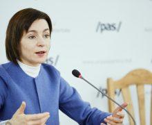 """Maia Sandu îl invită pe Igor Dodon la o dezbatere: """"Dacă nu este de acord cu raportul nostru"""""""