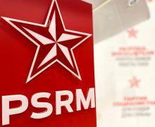 PSRM: Reiterăm mesajul adresat Președintelui ales Maia Sandu, prin care îi oferim posibilitatea de a propune un guvern