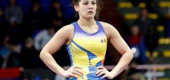 Anastasia Nichita a câștigat medalia de aur la Campionatul European de lupte libere