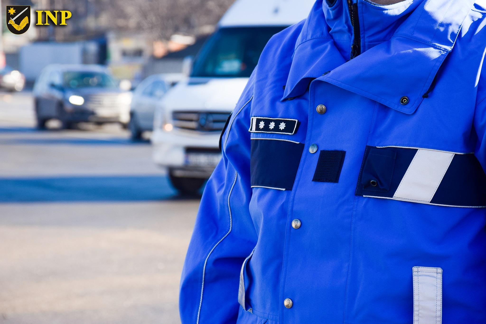 Uniforme noi pentru ofițerii Inspectoratului Național de Patrulare (FOTO)