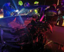 Doi polițiști au murit în accidente rutiere, pe traseele din țară