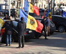 Flashmob la Guvern, Parlament și Președinție! Valentin Eșanu: Astăzi mergem și la Hâncești