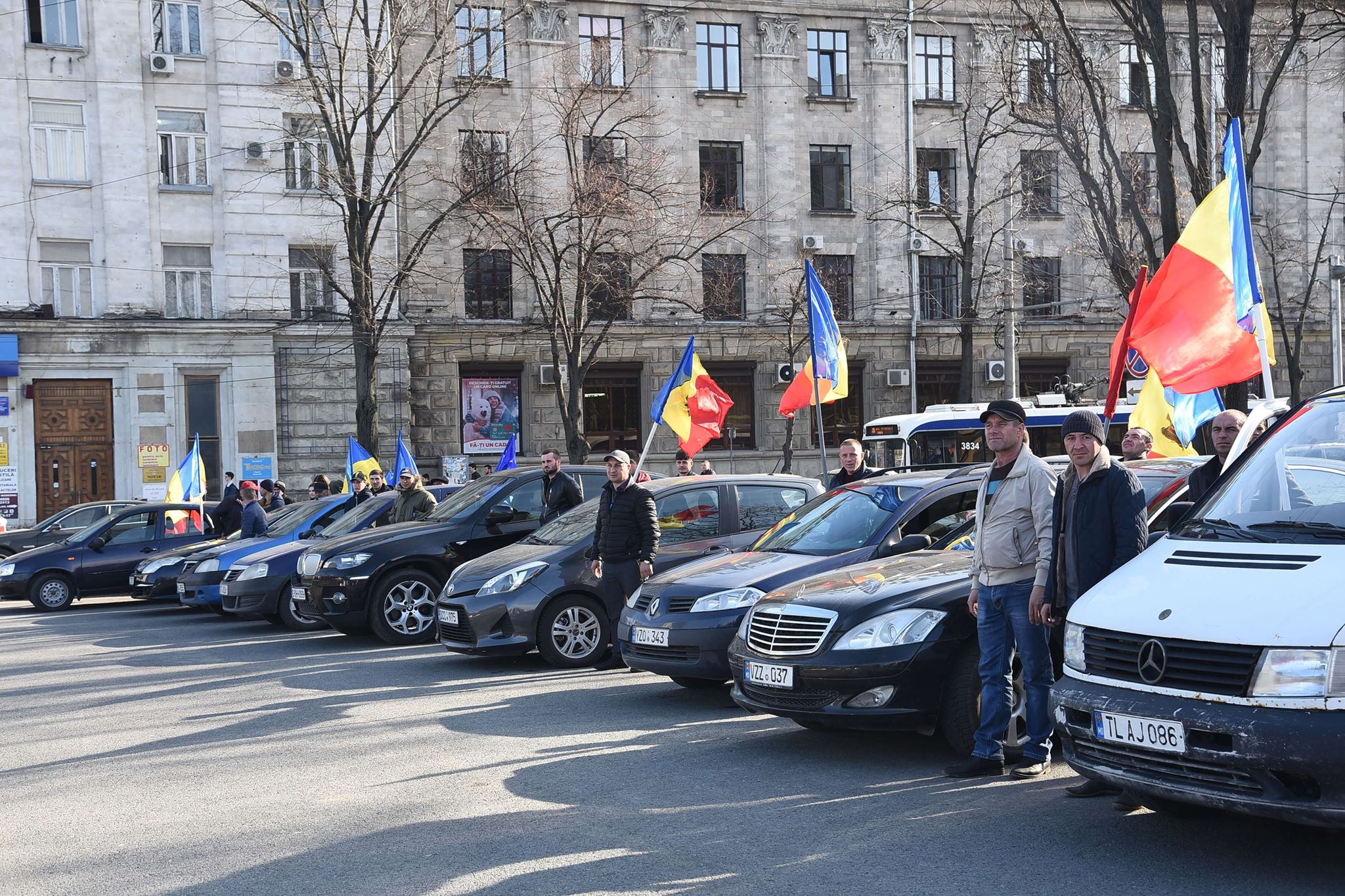 """(VIDEO) Inițiativa Civică pentru organizarea manifestației din 1 martie: """"Noi suntem poporul"""""""