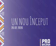 """""""Pro Moldova"""" își caută sediu! Andrian Candu: Pe Armenească e prea pompos…"""