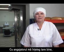 (VIDEO) Subvenții oferite de stat pentru agenții economici care angajează șomeri, care necesită suport suplimentar pe piața muncii. Istorii de succes ale lui Anatolii Moroz din Orhei și a Eufrosiniei Donea din Cahul