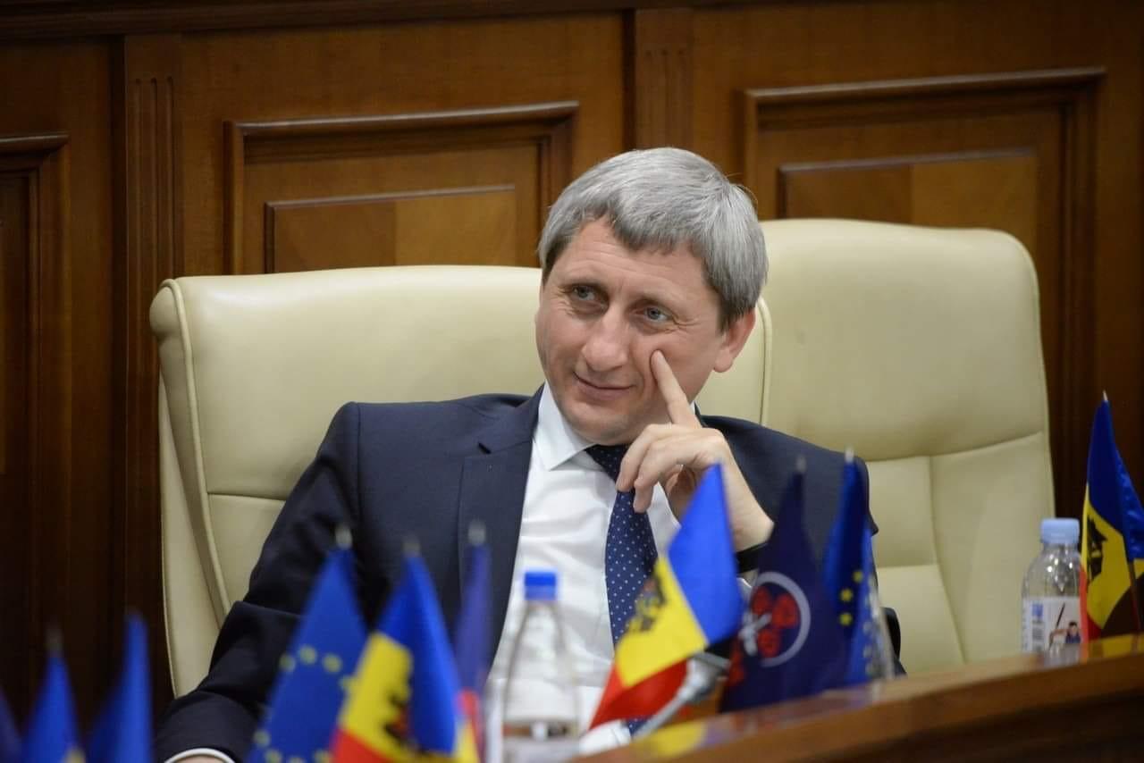 Igor Vremea ia locul lui Sergiu Sîrbu