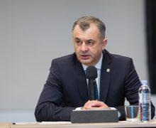 """Premierul Chicu: """"Dle Pușcuța, să veniți cu rectificarea bugetului, reducând finanțarea pentru sistemul judecătoresc în anul 2020 cu 70 mil. de lei"""""""
