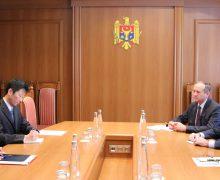Japonia are un nou Ambasador în Republica Moldova