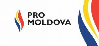 """""""Pro Moldova"""" lansează o campanie: Vor fi colectate fonduri pentru procurarea produselor alimentare pentru bătrâni"""