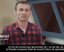 (VIDEO) Subvenții oferite angajatorilor la crearea sau adaptarea locurilor de muncă pentru persoanele cu dizabilități. Istoria de success a lui Ion Toderici din Cahul, care a ajuns designer-operator!